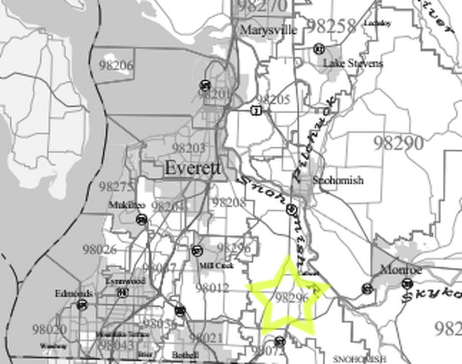 9. 98296: In this Snohomish-area ZIP code, 1.8 percent of households received food stamps. Photo: /