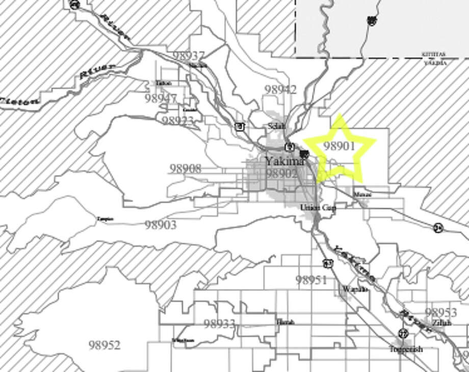 7. 98901: In this Yakima-area ZIP code, 28.5 percent of households received food stamps. Photo: /