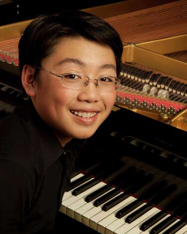 Award-winning pianist George Li, 17, will perform with the Stamford Symphony Orchestra during concerts set for Saturday, Feb. 16 and Sunday Feb. 17, 2013 at the Palace Theatre in Stamford, Conn. Li, who has earned acclaim from his first public appearance at the age of 10, will be the featured soloist for Mendelssohn's Piano Concerto No. 1 in G minor. Other composers to be featured include, Mozart, Stravinsky and Part. For more information, visit http://www.scalive.org or http://stamfordsymphony.org; call 203-325-4466. Contributed photo/Christian Steiner Photo: Contributed Photo