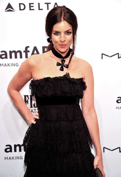 Julia Restoin-Roitfeld attends the amfAR New York Gala to kick off Fall 2013 Fashion Week at Ciprian