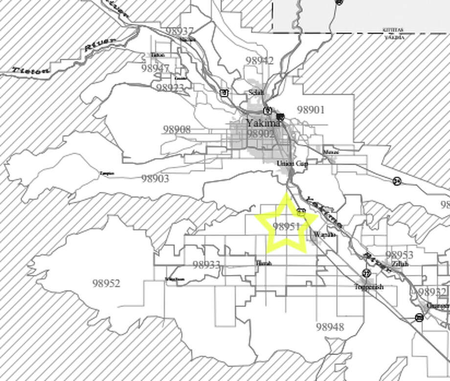 14. 98951: In this Wapato-area ZIP code, 62.0 percent of residents 25 years old or older have a high school diploma. Photo: /