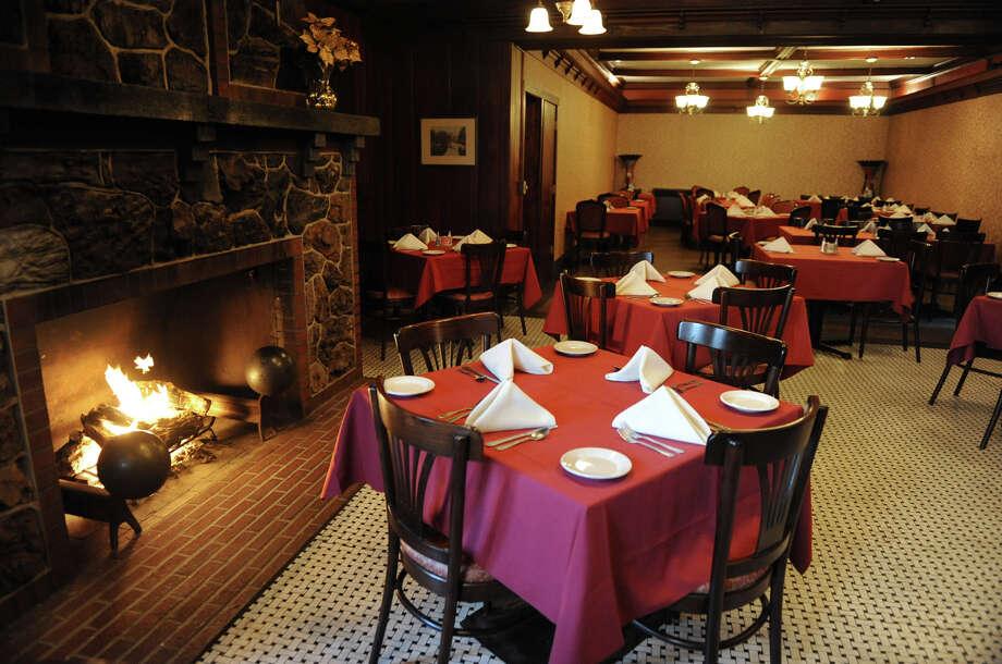 Interior of Smith's restaurant on Remsen St. Monday Feb. 4, 2013 in Cohoes, N.Y. (Lori Van Buren / Times Union) Photo: Lori Van Buren
