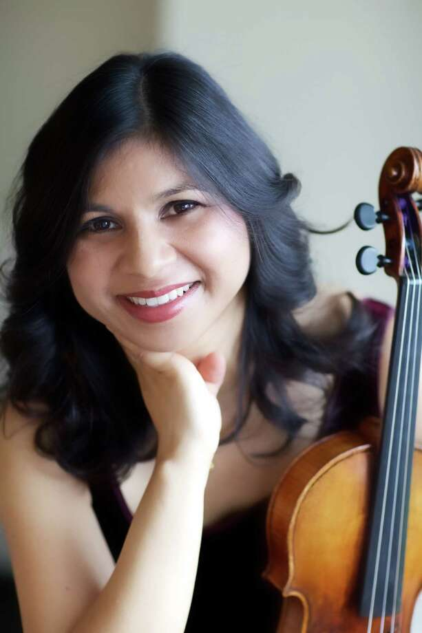 Adele Anthony, violinist (Marcia Cirello). / Copyright 2011 Marcia Ciriello Photography