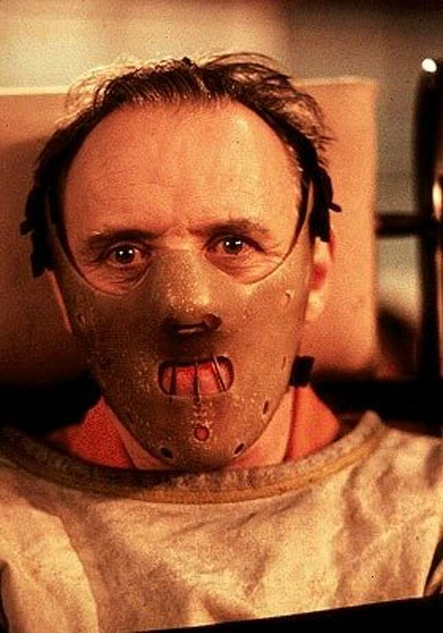 Q: Fashion Week or Halloween Costume?A:Anthony Hopkins in The Silence of the Lambs Photo: Orion Pictures 1991