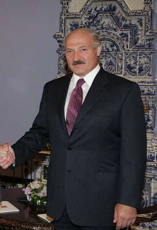 Alexander Grigoryevich Lukashenko has been the president of the Republic of Belarus since 1994. The country's government has been criticized as violating human rights under his command.