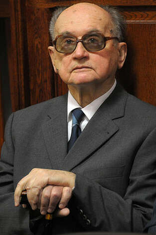 Wojciech Jaruzelski was Poland's last communist dictator
