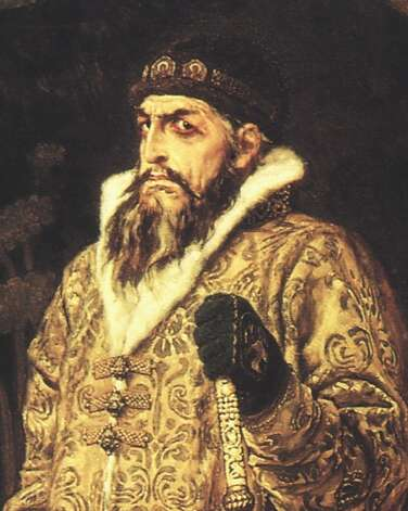 Ivan the Terrible ruled over Russia from 1533 until his death in 1547.