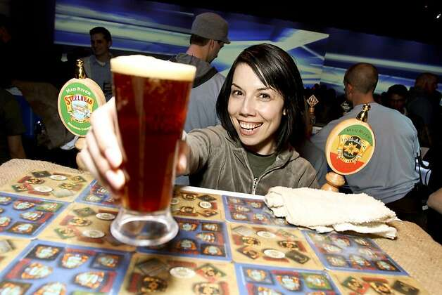 Seattle's Hop Scotch Beer & Scotch Festival February 22-23 is a benefit for the Seattle International Film Festival. Photo: Patrick Lennox Wright Photograph