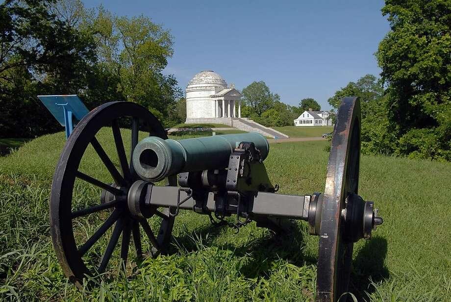 Vicksburg National Military Park Photo: Vicksburg CVB