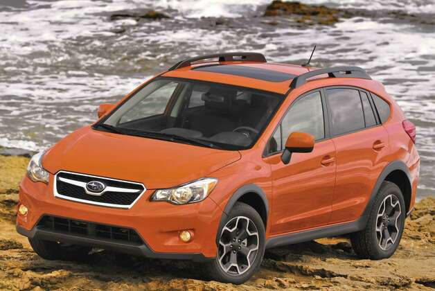 For 2013, Subaru has added a compact crossover: the versatile, fun-to-drive, attractive and comfortable XV Crosstrek, which starts at $21,995. Photo: Subaru Of America