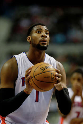 Team Shaq 3rd pickAndre Drummond was selected by the Detroit Pistons with the 9th overall pick in the 2012 NBA Draft. He played at the University of Connecticut. Photo: Carlos Osorio, Associated Press / AP