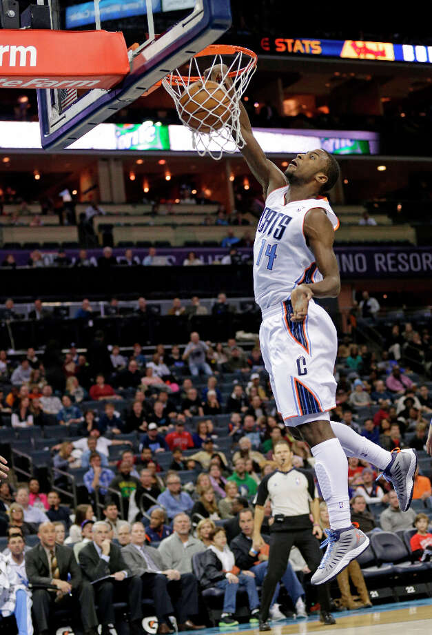 Team Shaq 8th pickMichael Kidd-Gilchrist is currently the youngest player in the NBA. He was the 2nd overall pick in the 2012 draft out of Kentucky. Photo: Chuck Burton, Associated Press / AP