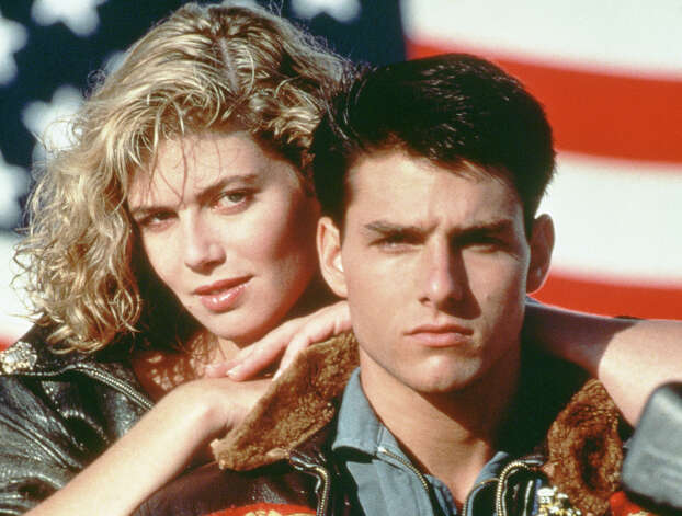 "''""Top Gun'' came out in 1986 -– almost 27 years ago -– but the dogfights, windmill high fives, homoerotic volleyball and squinting fighter-pilot stare-downs are still so entertaining today.In honor of ''Top Gun's'' 3D release Friday, here''s a look back at the navy flyer bromance that helped launch the career of Tom Cruise. Photo: Paramount Pictures, Getty Images  / Getty Images"
