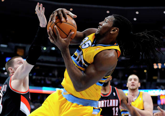 Team Chuck 2nd pickKenneth Faried was the 22nd overall pick in the 2011 draft. He played four seasons at Morehead State. Photo: Jack Dempsey, Associated Press / FR42408 AP