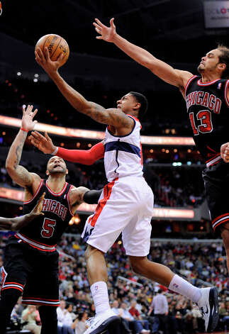 Team Chuck 4th pickBradley Beal was the 3rd overall pick in the 2012 draft. He played one season at Florida. Photo: Nick Wass, Associated Press / FR67404 AP