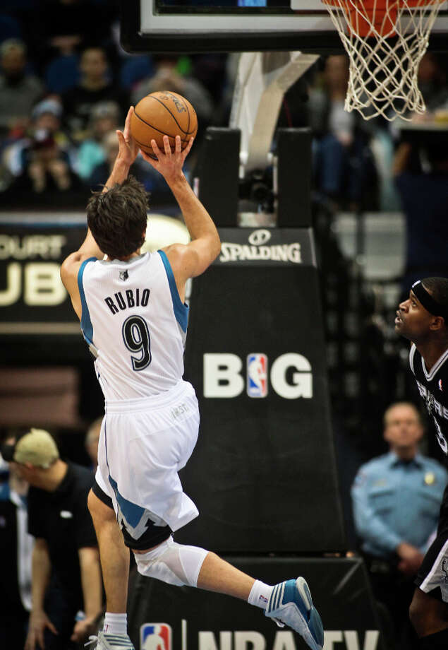 Team Chuck 5th pickRicky Rubio was the 5th pick in the 2009 draft, but played two more seasons in Spain before playing in the NBA. Photo: Renee Jones Schneider, McClatchy-Tribune News Service / Minneapolis Star Tribune