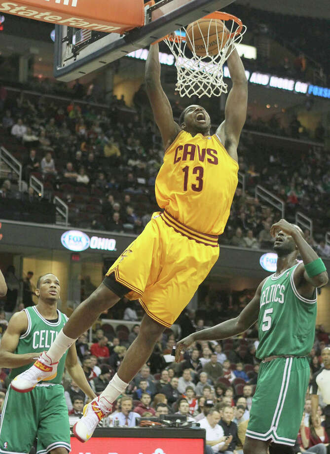 Team Chuck 6th pickTristan Thompson was the 4th overall pick in the 2011 draft out of the University of Texas, where he played one season. Photo: ED SUBA JR., McClatchy-Tribune News Service / Akron Beacon Journal
