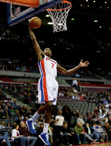 Team Chuck 8th pickBrandon Knight was the 8th overall selection in the 2011 draft. He played one season of college ball at the University of Kentucky. Photo: Paul Sancya, Associated Press / AP