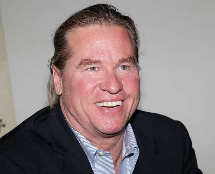Val Kilmer also did a one-man show called ''Citizen Twain'' in Hollywood in March of 2012. He's pict