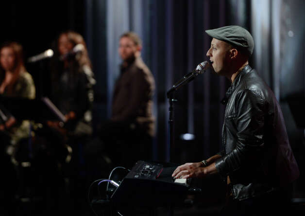 AMERICAN IDOL: Hollywood Round: Nick Boddington performs on Thursday, Feb. 7 (8:00-9:00 PM ET/PT). ©2013 Fox Broadcasting Co. CR: Michael Becker / FOX.