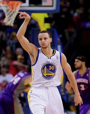 Western Conference 3-point Shootout participantStephen Curry was the NBA regular season leader for free-throw percentage in 2011, shooting 93% from the line. He is regarded as one of the best shooters in the league. Photo: Ben Margot, Associated Press / AP