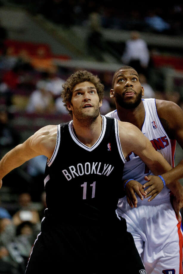 Shooting Stars: Team LopezBrook Lopez is making his first All-Star appearance. He and his brother, Robin Lopez of the New Orleans Hornets, were both selected in the first 15 picks of the 2008 NBA Draft. Photo: Paul Sancya, Associated Press / AP