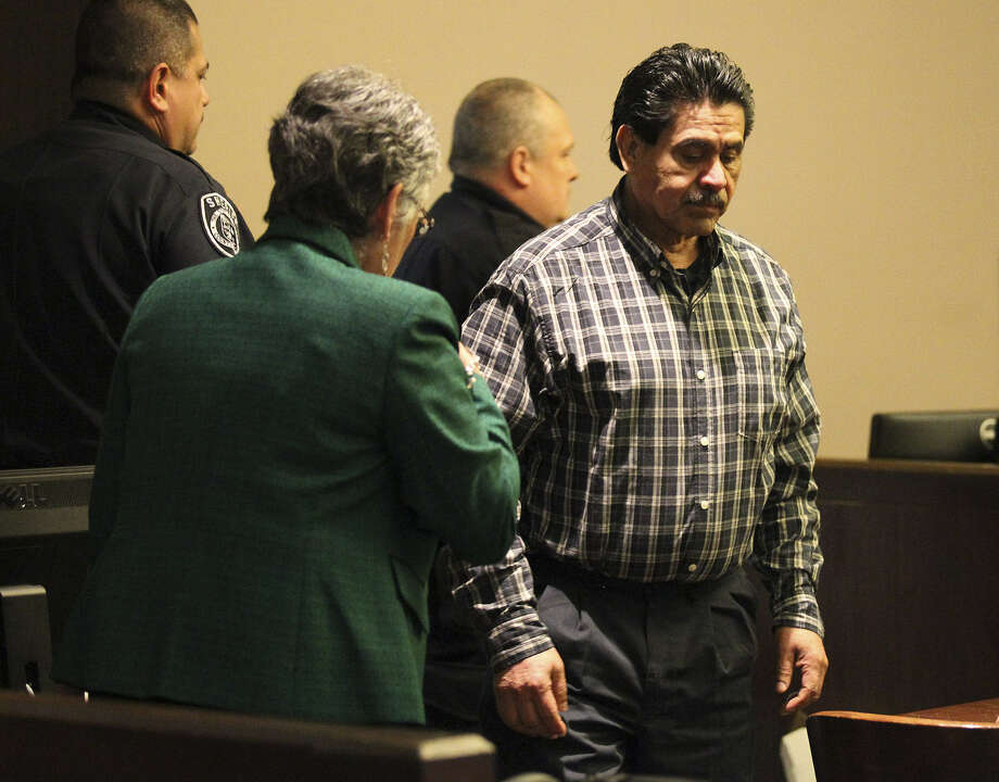 Acquitted of a charge of murder in the 2008 bludgeoning death of a fellow drifter, Juan Cavalos is expected to go to Houston, where he has relatives. Photo: Kin Man Hui / San Antonio Express-News