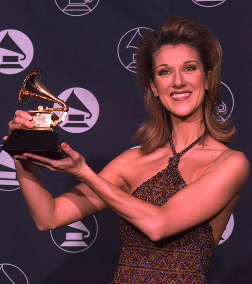 Celine Dion beats the Fugees (1997): The Fugees were responsible for one pop music's biggest crossover smashes with The Score, which was certified six times platinum. Grammy voters overlooked it to give the Album of the Year prize to Celine Dion's Falling Into You -- an album so nondescript even Celine Dion fans barely remember it. Also in the running that year? The Smashing Pumpkins' Mellon Collie and the Infinite Sadness and Beck's Odelay. Photo: KATHY WILLENS, ASSOCIATED PRESS / AP1997