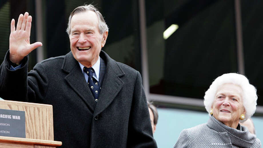 George H.W. and Barbara Bush are celebrating their 69th wedding anniversary. Check out these rarely-seen photos of the Bush family dating back to the 1920s. Photo: Eric Gay, . / AP