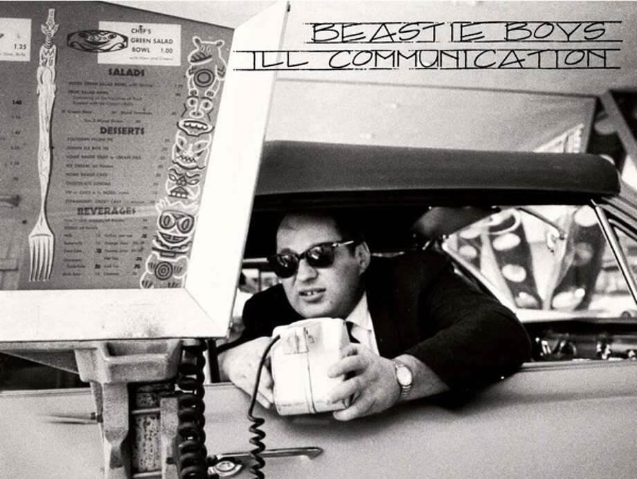 "Beastie Boys – ""Ill Communication:""Is there a better video than ""Sabotage?"" That song was on the list of Rolling Stone's all-time greatest songs, and ""Ill Communication"" went to No. 1 on the Billboard 200 Albums chart when it was released in 1994. It also had ""Sure Shot"" and ""Get It Together."" (Album cover)"