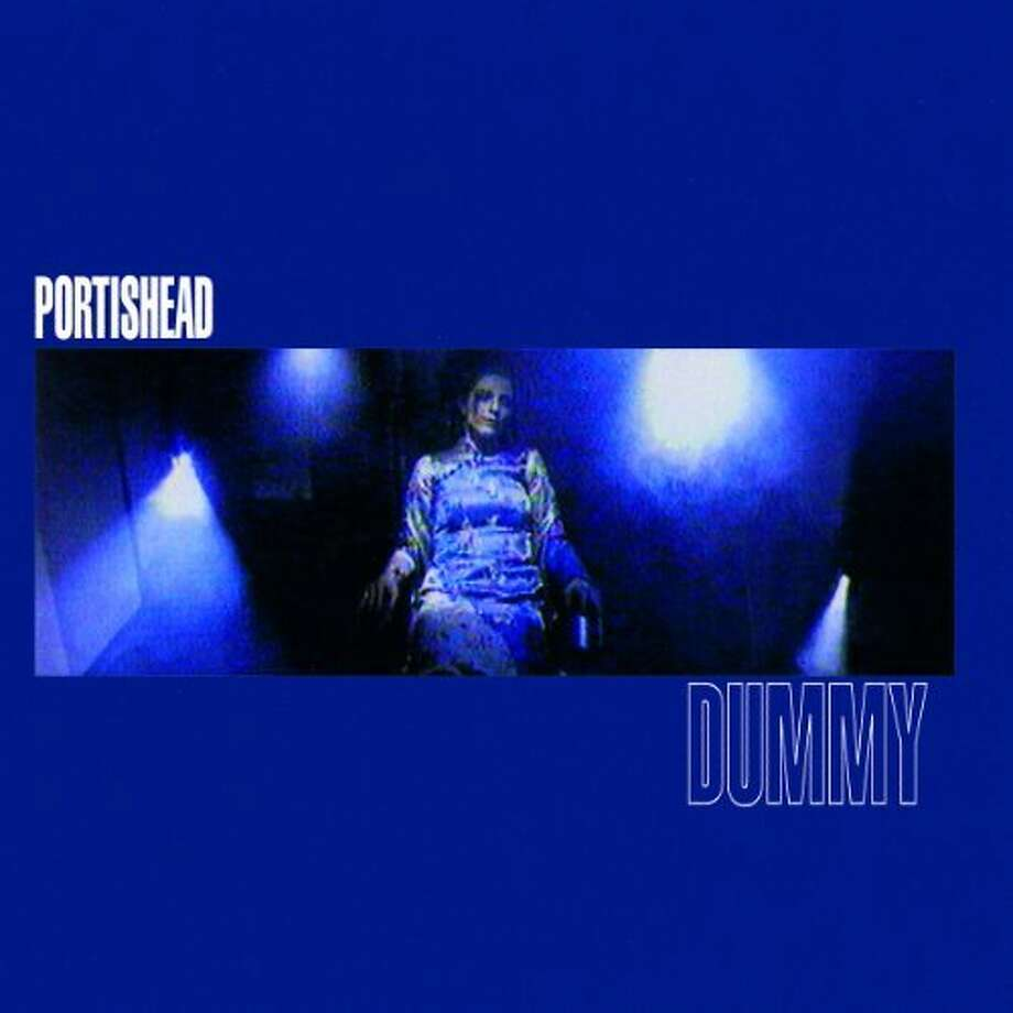 "Portishead – ""Dummy:""This debut album was more popular in the United Kingdom, but the trip-hop record is often among best of the 1990s album lists. It peaked at No. 2 on the UK Albums chart. (Album cover)"