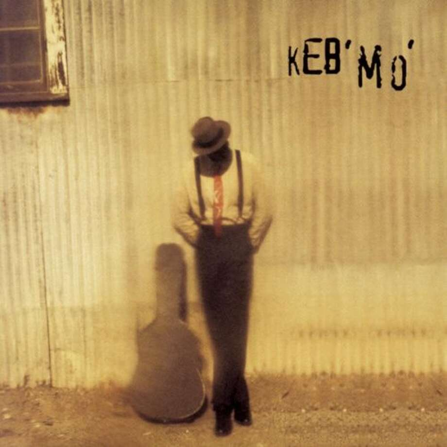"Keb' Mo' – ""Keb' Mo':""This debut album wasn't a Billboard smash, but launched the Delta blues artist. Maybe the best track on this album was ""Anybody Seen My Girl."" (Album cover)"