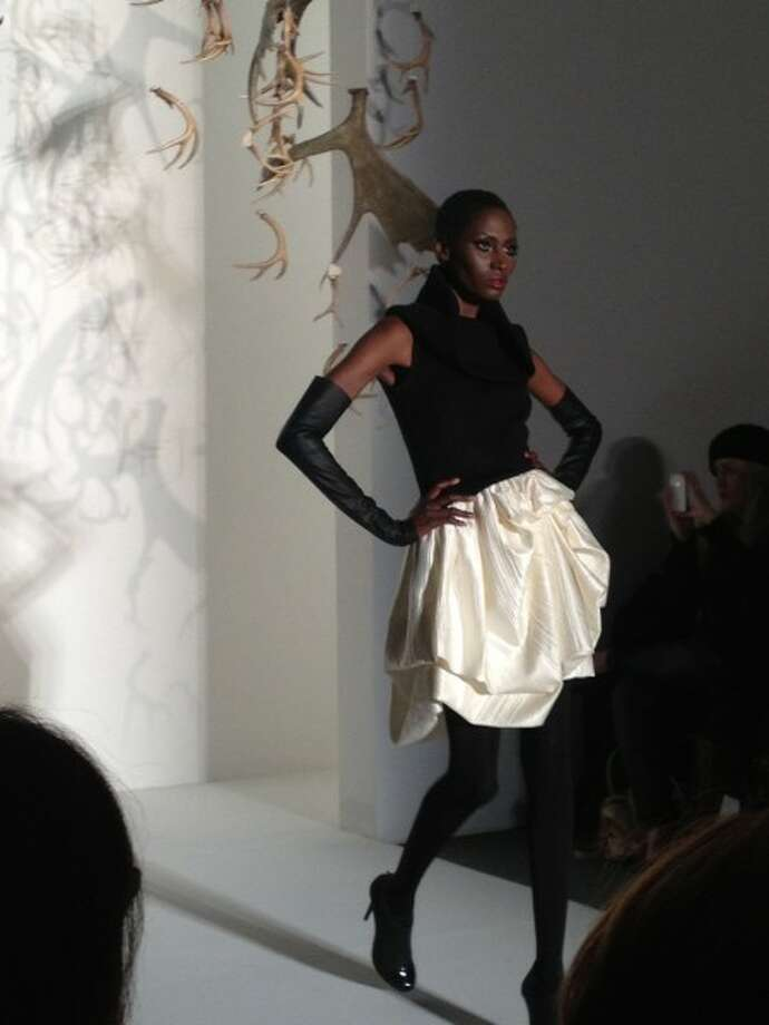 CZAR by Cesar Galindo for  Fall 2013. For more about the show, click here.