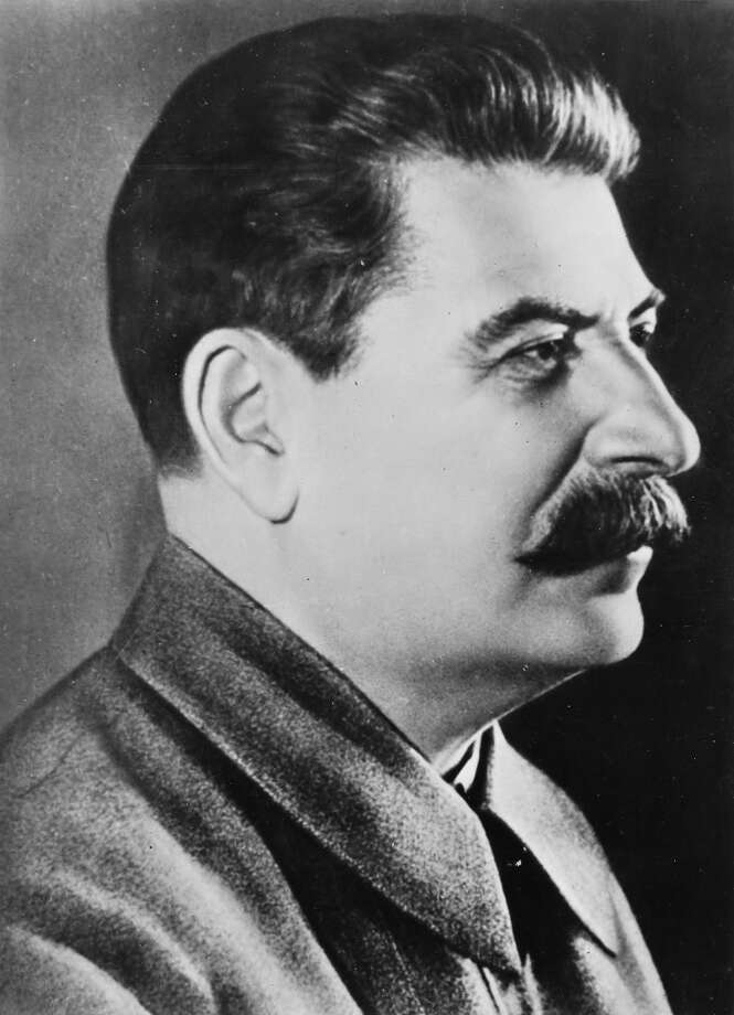 Joseph Stalin ruled over the Soviet Union from the mid-20s until his death in 1952.