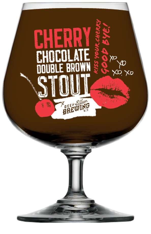 Tiffany Richie, one of the beer experts I consulted for Valentine's Day recommendations, was especially excited about the Deep Ellum Chocolate Cherry Double Brown Stout, which should make its way to Houston before the 14th.