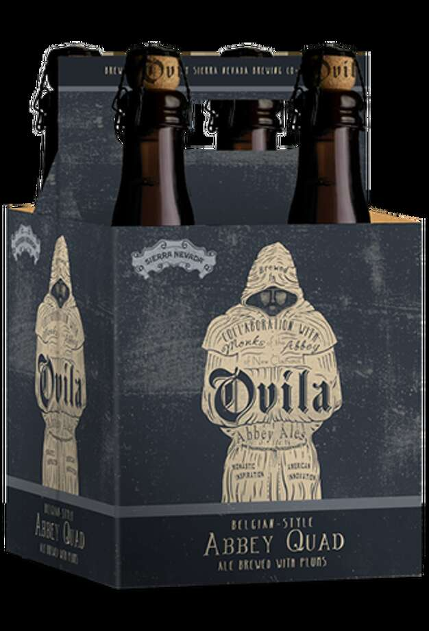 Richie, who owns the fantastic Rockwell Tavern and Grill in Cypress also called Sierra Nevada Ovila Quad with Sugar Plums a nice romantic beer.