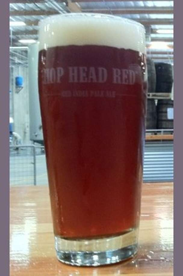 Josh Samples, now a rep for Green Flash Brewing Co., recommends the Hop Head Red from the San Diego brewery.