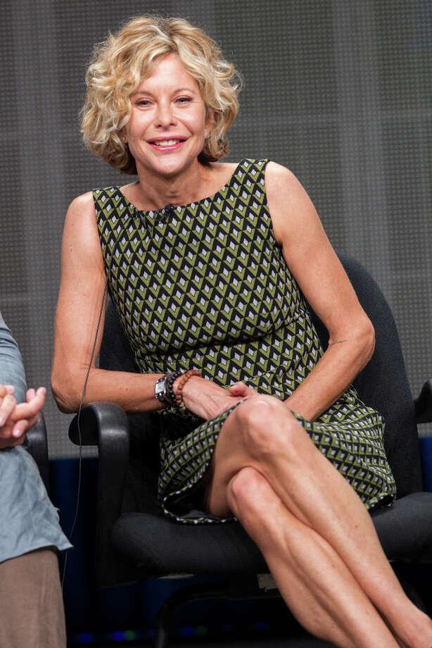 Meg Ryan, 2012. Photo: Paul A. Hebert, FilmMagic / 2012 Paul A. Hebert