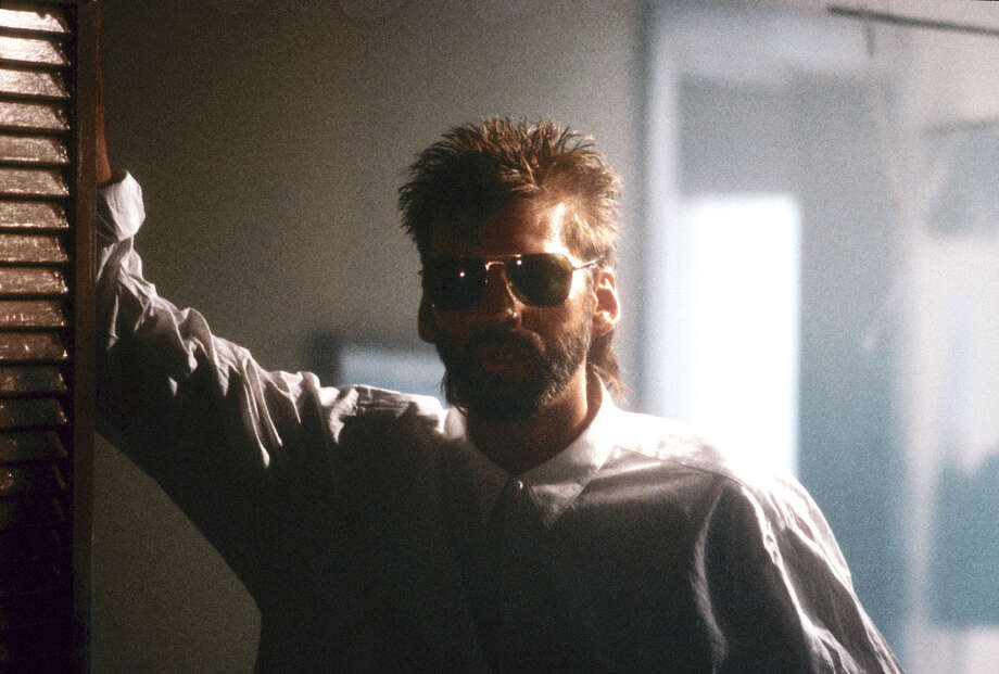 Not so much dangerous as creepy. It's Kenny Loggins in the video for ''Danger Zone,'' Top Gun's theme song. Just try to listen to this anthem and see if you don't burst out saying, ''I feel the need ... the need for speed!'' Photo: Michael Ochs Archives, Getty Images / Michael Ochs Archives