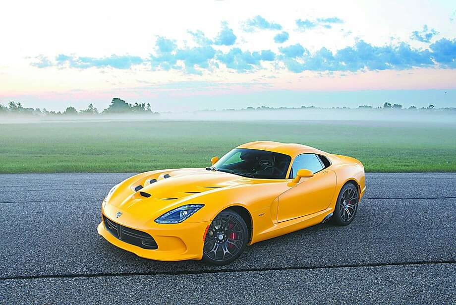 Viper Photo: Richard Prince, Richard Prince/SRT