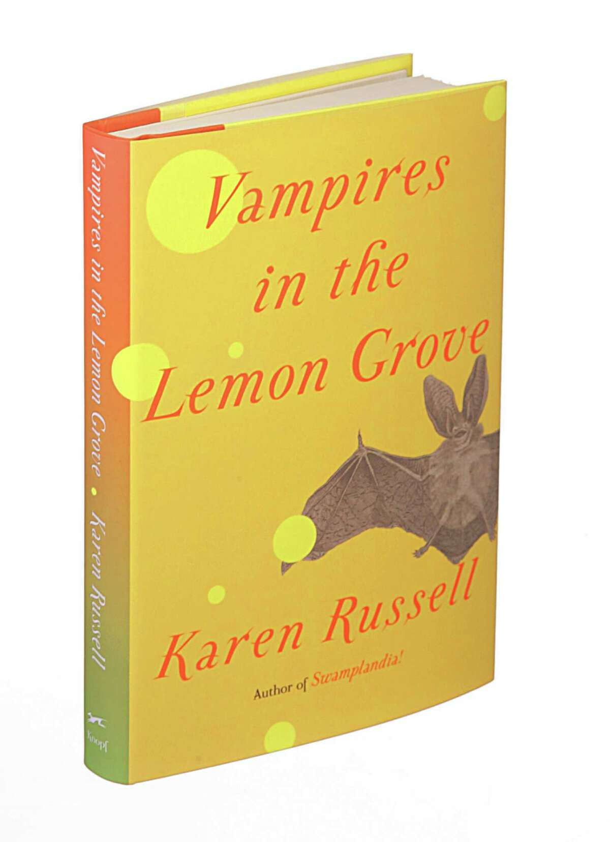 """Karen Russell also is the author of """"Swamplandia!"""""""
