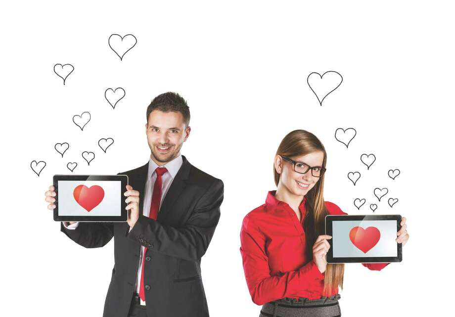 There's plenty of romance on the Internet. (Fotolia.com)
