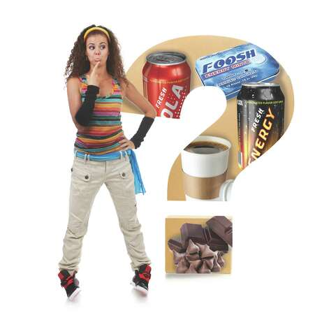 How much caffeine does your kid consume? (Times Union/Fotolia.com) Photo: Yuri Arcurs / PeopleImages.com - #50f6592a2cca6