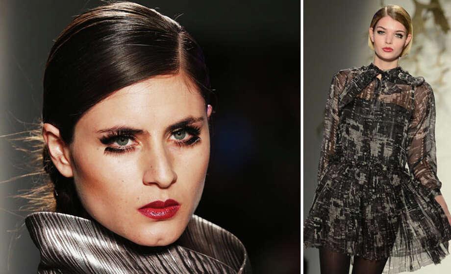 CZAR by Cesar Galindo Fall 2013 fashion Photo: AP/Getty