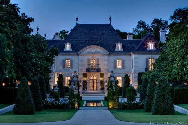 The Crespi/Hicks estate is currently the most expensive home on the market - listed at $135 million