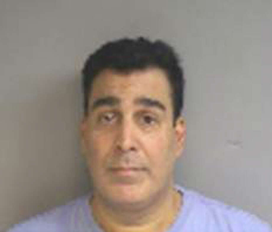 Stamford contractor Ralph DíArinzo, 49 of 2020 Long Ridge Road was charged Friday with first-degree larceny for failing to complete $50,000 worth of work on a renovation of an Ocean Drive East home in Shippan. Darien police also arrested DíArinzo for a similar problem in their town. Photo: Contributed Photo