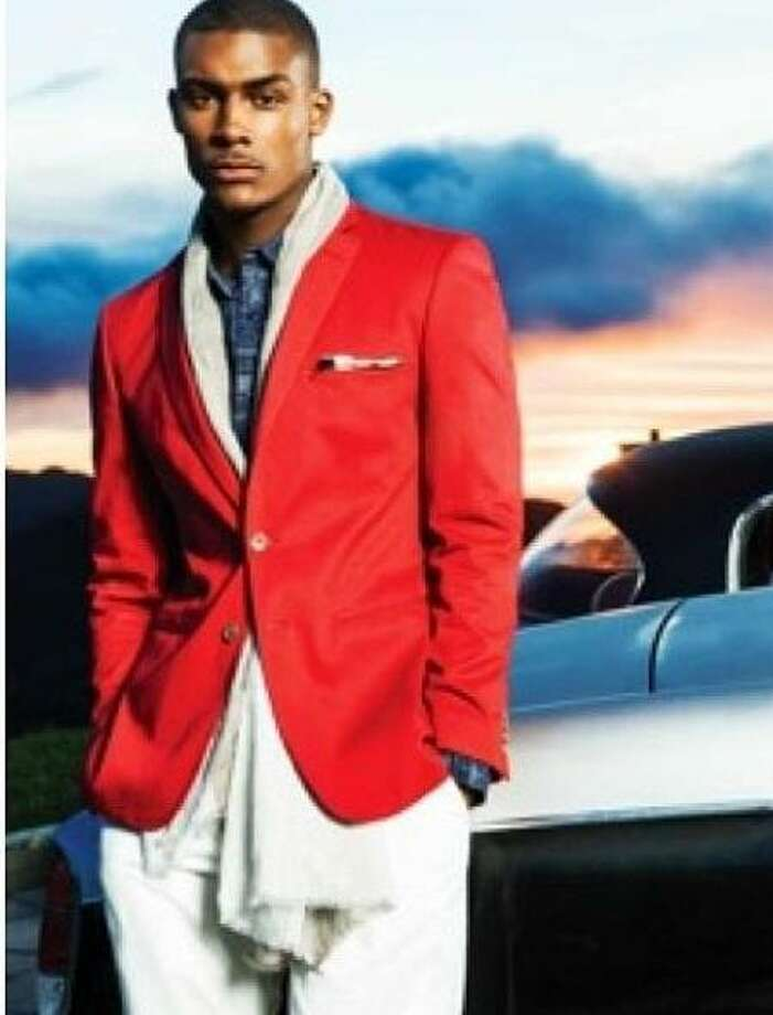 New @SeanJohn Blazers in bold colors.