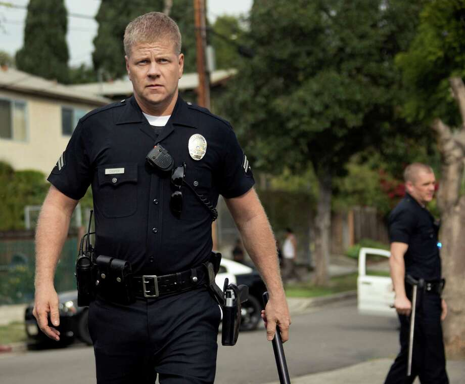 "Officer John Cooper (Michael Cudlitz) has personal decisions to make in the fifth season of ""Southland."" Photo: Doug Hyun"