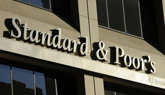 Standard & Poor's is accused in a suit by the U.S.  of inflating ratings of mortgage-backed securities. Photo: Henny Ray Abrams, Associated Press