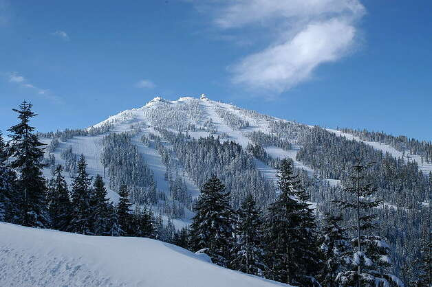 8. Mount Ashland, Ore. Score: 72 percent. Grade: B. Photo: Alex Lockhart/Wikimedia Commons